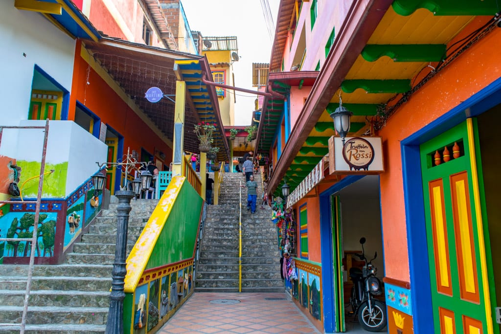 The Best Things to Do in Guatape: Wander the Streets