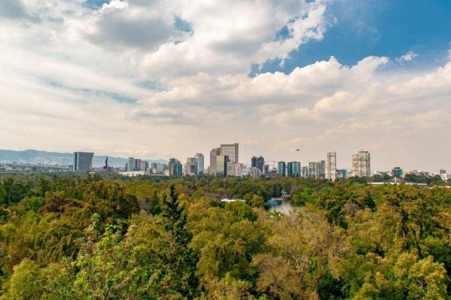 3 Days in Mexico City: Skyline