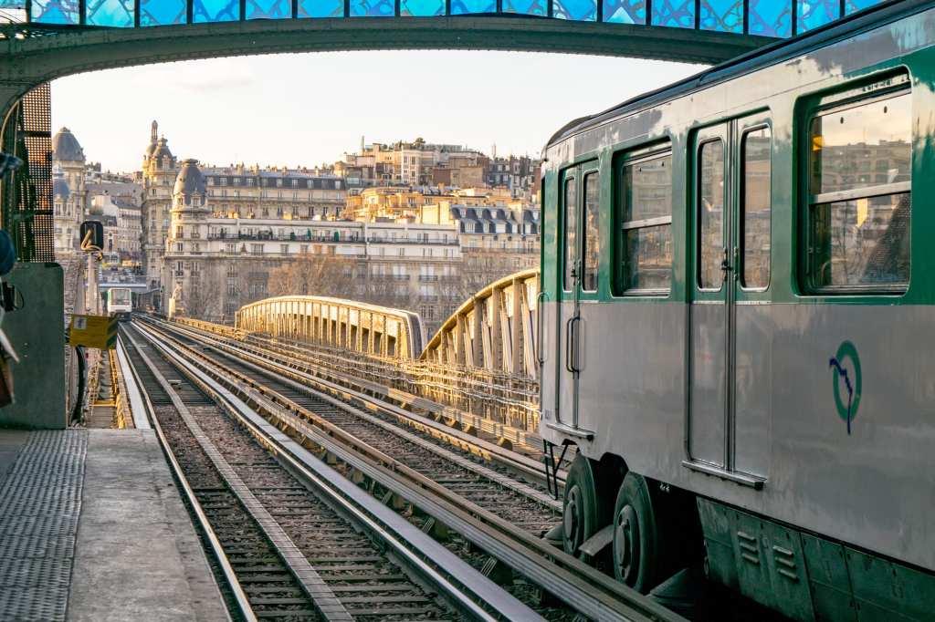 Paris Itinerary 3 Days: Getting Around Paris