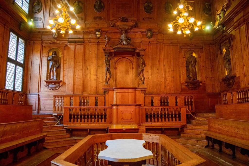 The Best Things to Do in Bologna: Anatomical Theatre