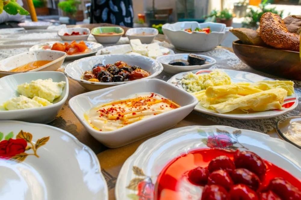 Turkish Breakfast, Istanbul