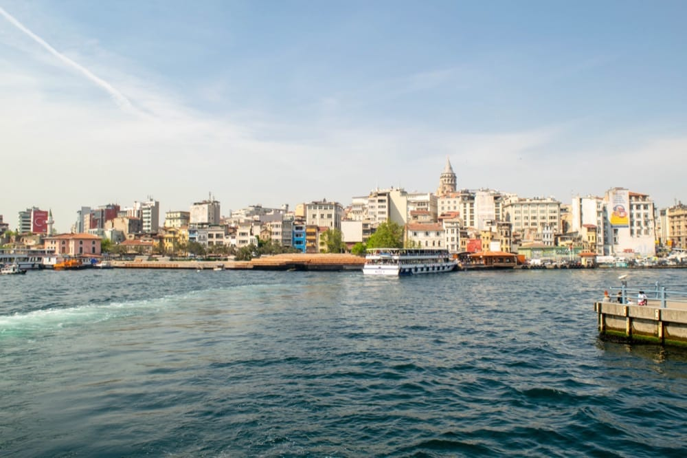 2 Day Istanbul Itinerary: Ferry