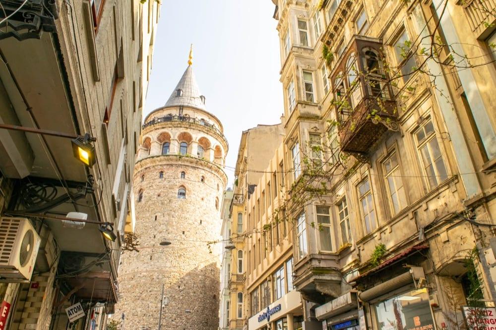 2 Day Istanbul Itinerary: Galata Tower
