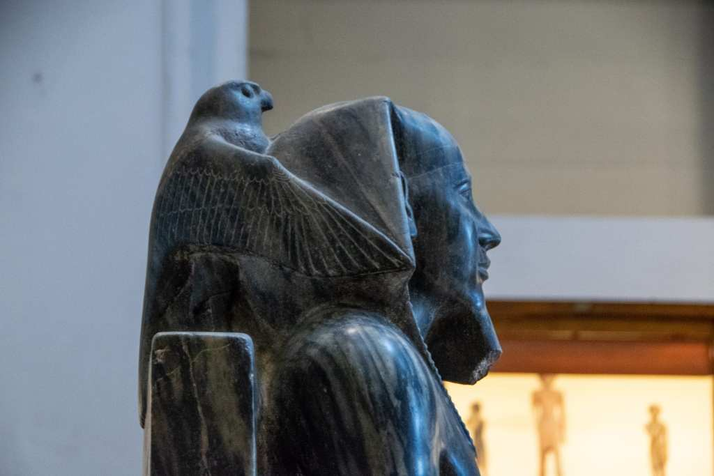 Layover in Cairo: Egyptian Museum