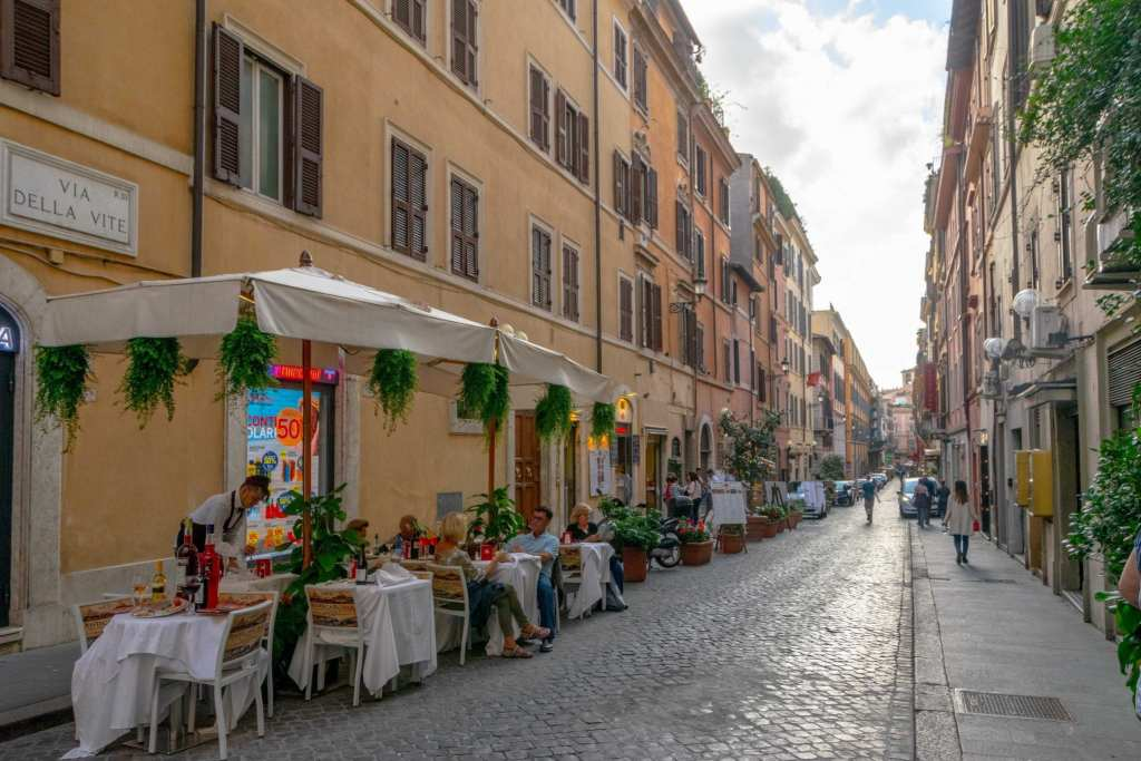 4 Days in Rome Itinerary: Streets of Centro Storico