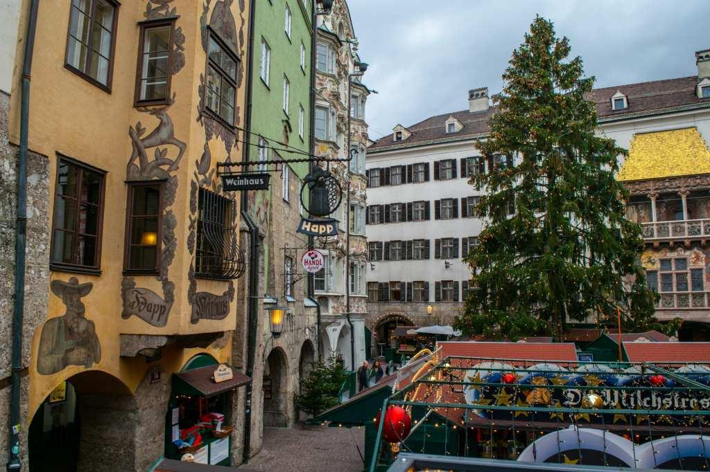 Austria Christmas Market Trip: Innsbruck Christmas Market