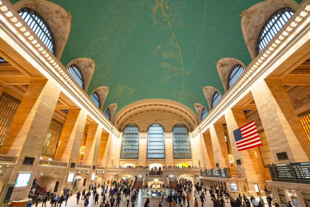 4 Days in New York City Itinerary: Grand Central Terminal