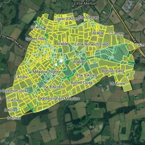 Visualising historical data on Google Maps