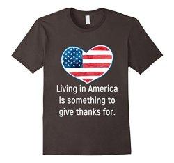 living in america tshirt