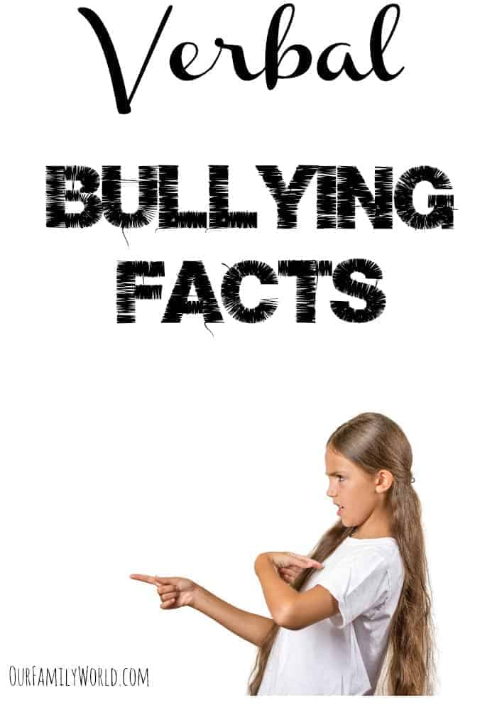 Help Your Kids Stay Alert About Bullies With These Verbal