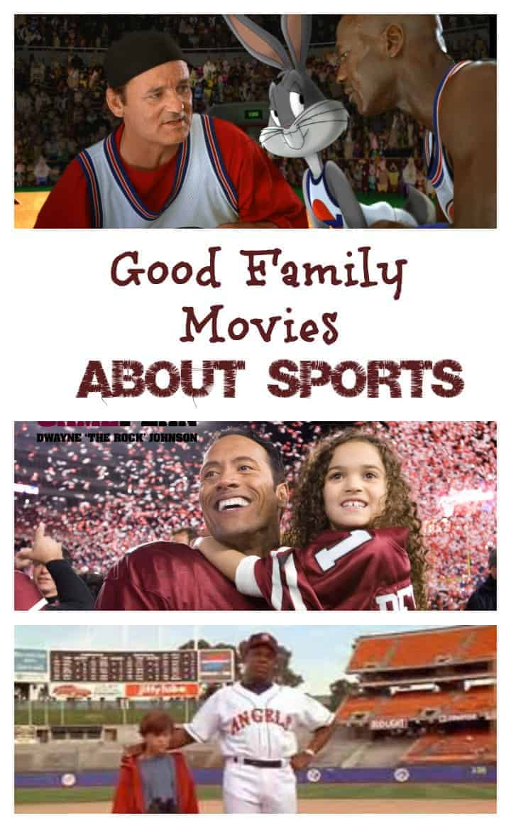Great Family Movies About Sports Amp Teamwork Our Family World