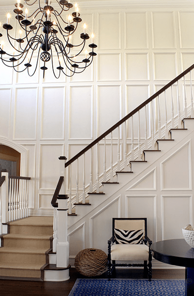 Two Story Foyer Decor : Design dilemma decorating a two story entry foyer our