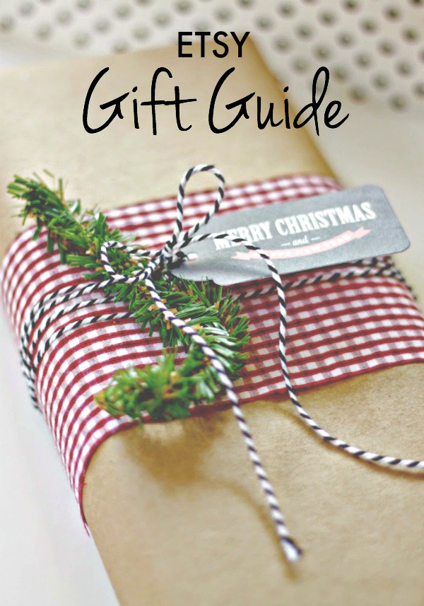 Shop Small – Etsy Christmas Gift Guide