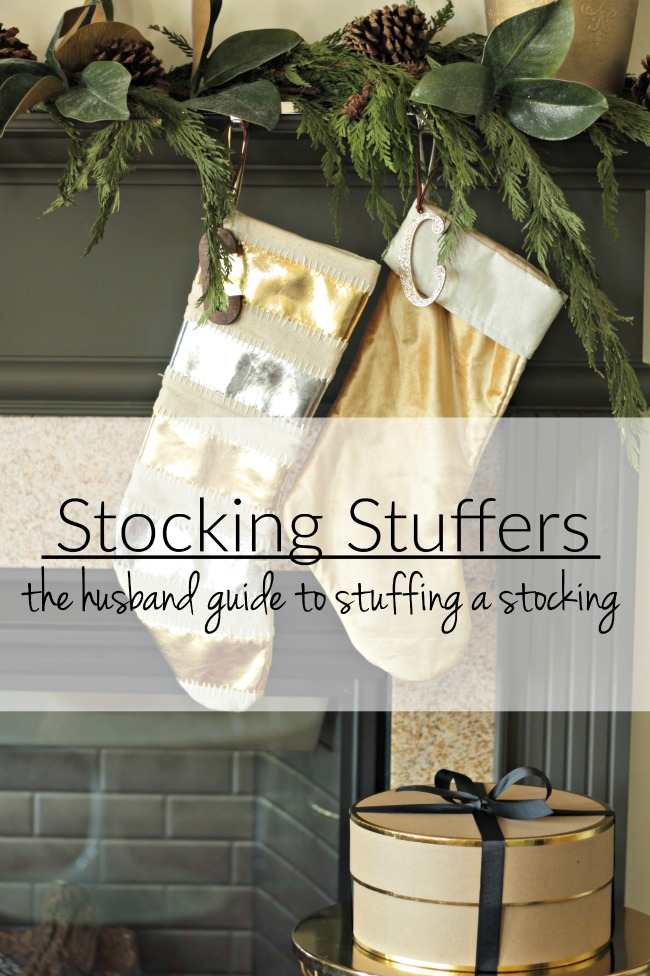 Stocking Stuffers The Husband Guide To Stuffing A Stocking Our