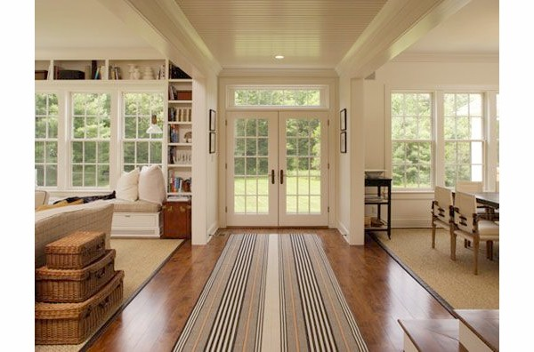 Foyer In Open Floor Plan : Design dilemma how to coordinate rugs our fifth house