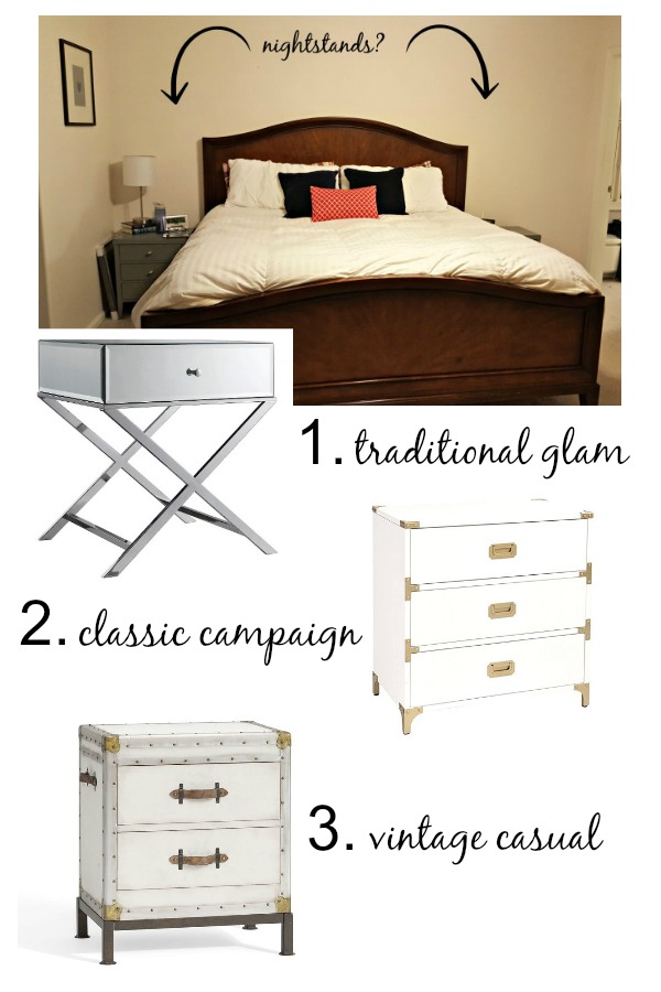 nightstand options