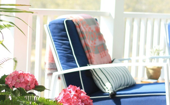Spring – Screen Porch Tour