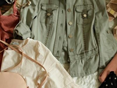 Roman Holiday + Wardrobe Packing Tips