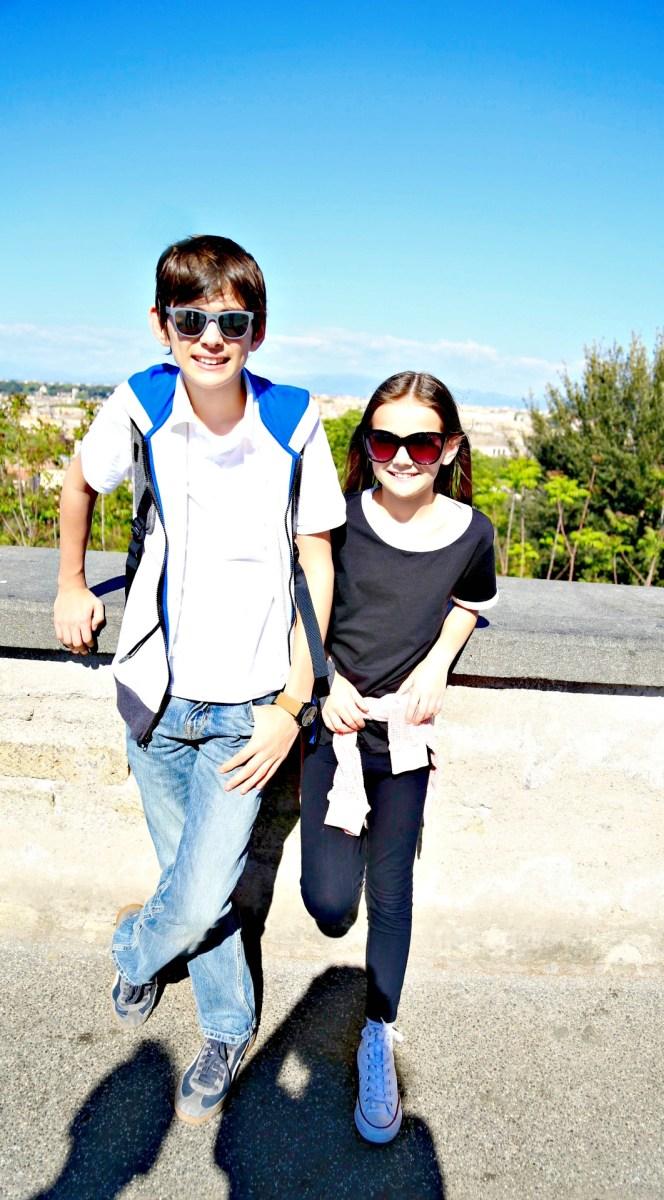 rome kids