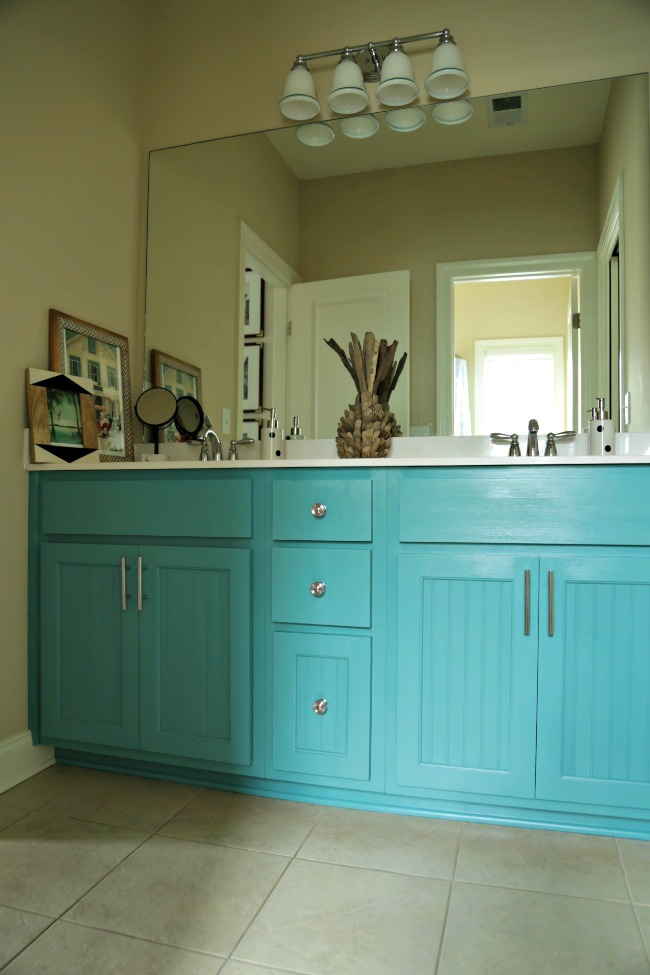 amy howard home painted vanity