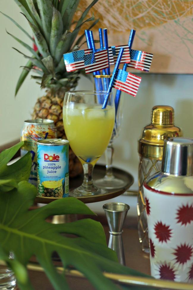 Pineapple Coconut Rum  - the CLP