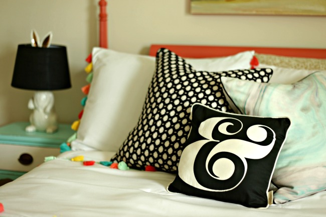 tassels bedding