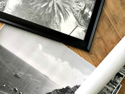 Weekend Project – Inexpensive Large Scale Art