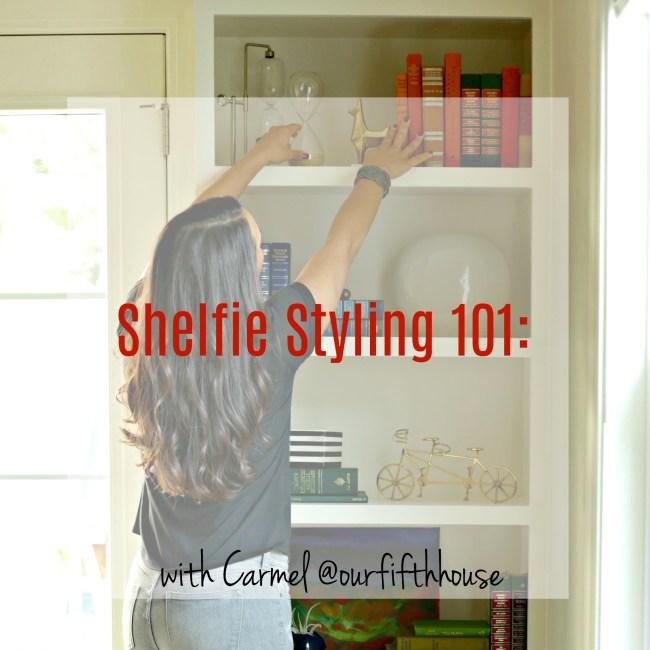 shelfie styling