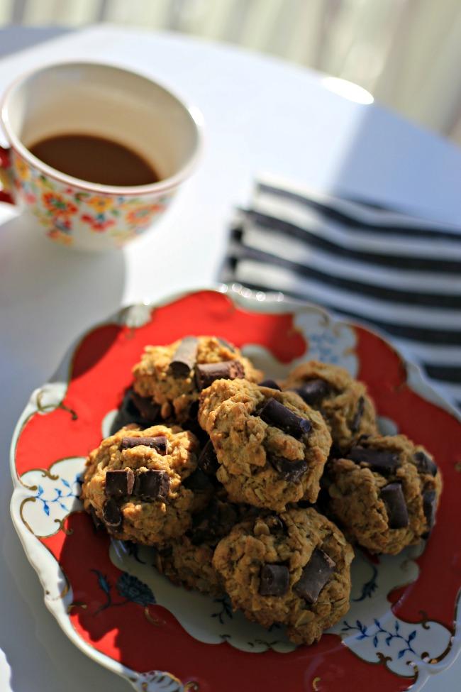 gluten free oatmeal chocolate