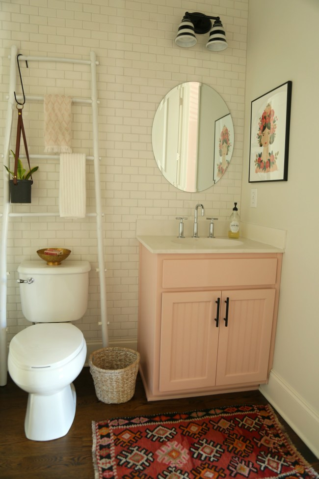 powder room  - finding your style