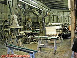 Carriage Shop