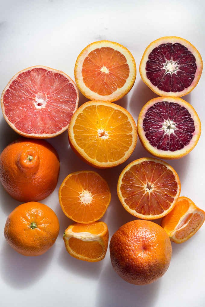 Citrus grouping
