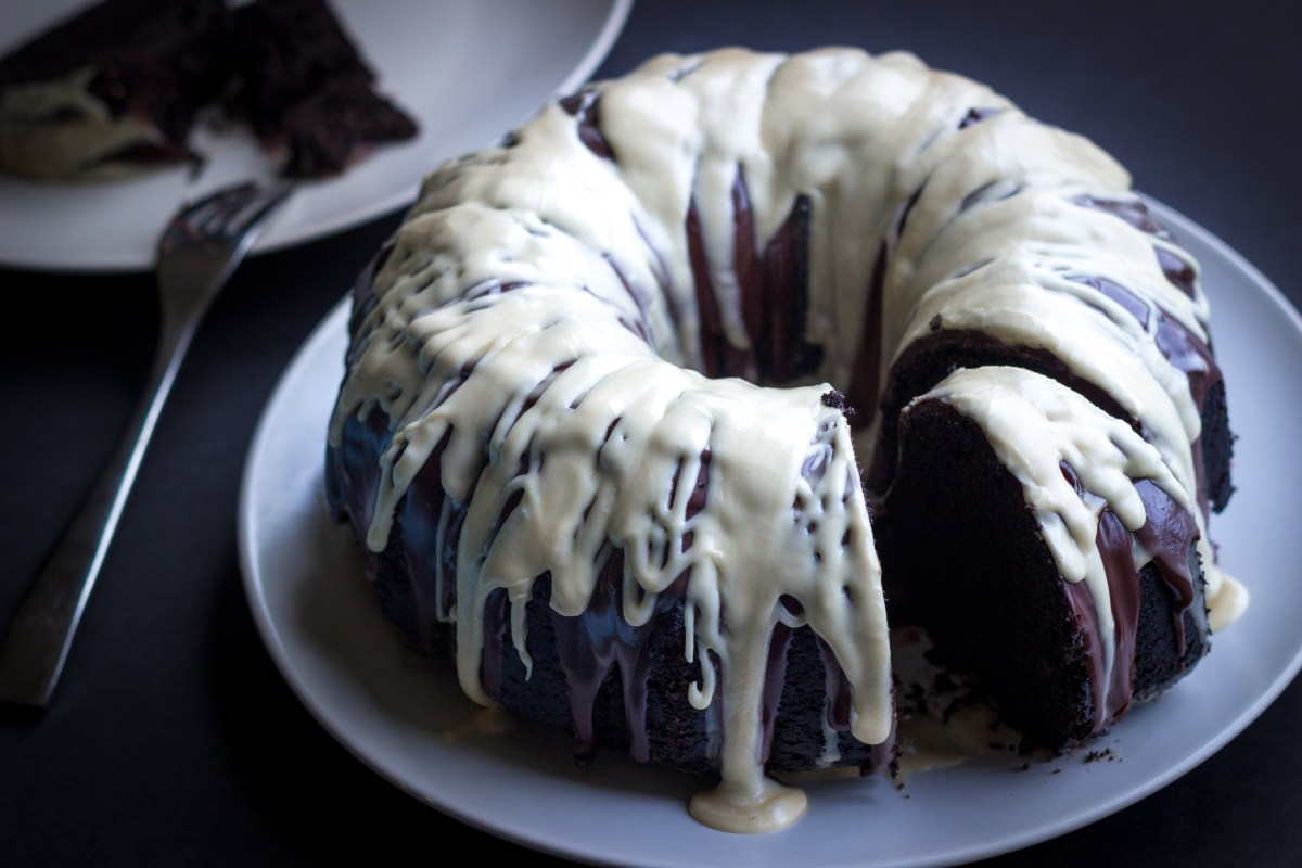 St Patrick's Day Dessert: Irish Car Bomb Bundt Cake