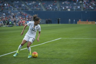 Christen Press looking for options.