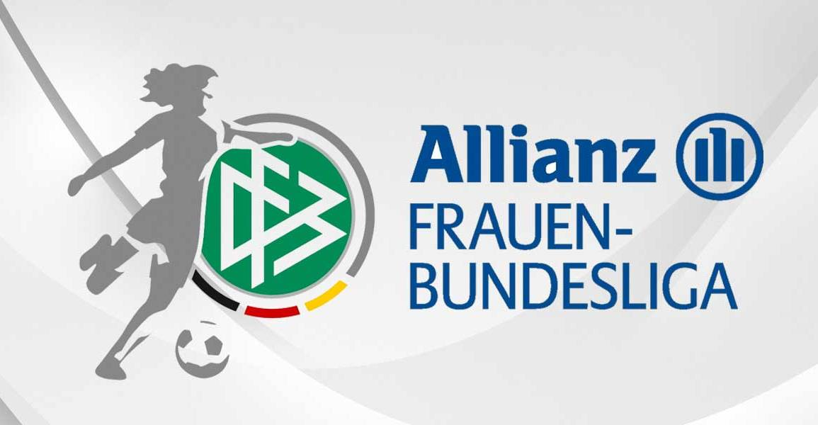 logo for the Allianz Frauen-Bundesliga