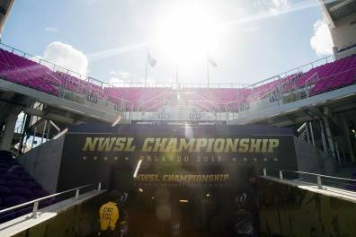 Orlando City Stadium, site of the 2017 NWSL Championship. (Monica Simoes)