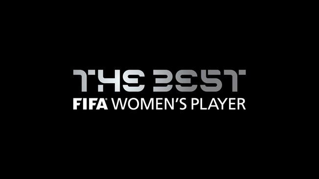Best Women's Player award logo