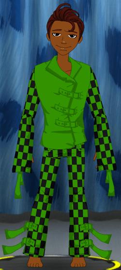 Asylum Outfit
