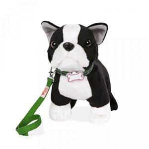 Our Generation Boston Terrier Puppy 15cm