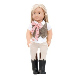 Our Generation Classic Doll Leah 18 inch Blonde