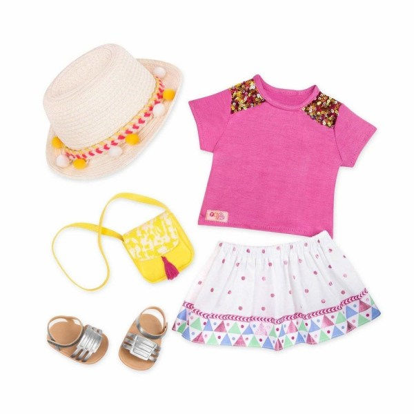 Our Generation Deluxe Vacation Outfit