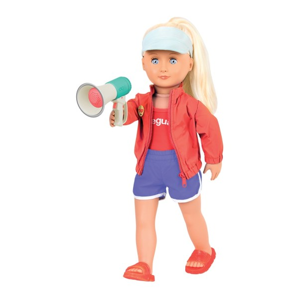 Our Generation Specialty Lifeguard 18inch Doll Seabrook