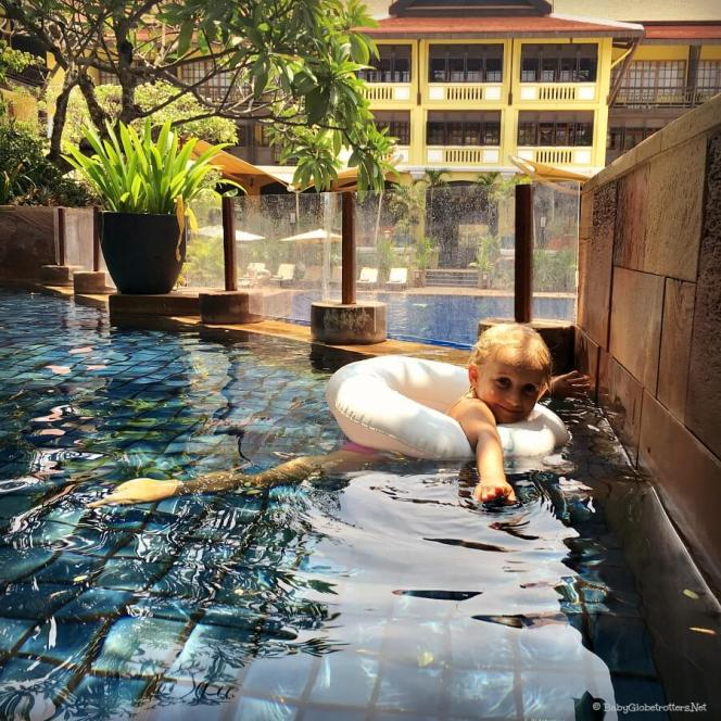 A little touch of family luxury at Victoria Angkor Resort & Spa Siem Reap | Baby Globetrotters.Net