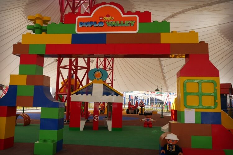 Duplo World at Legoland Dubai -Family theme park review