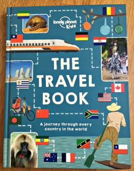 The Lonely Planet Kids Travel Book | Educational Travel Gifts for Kids