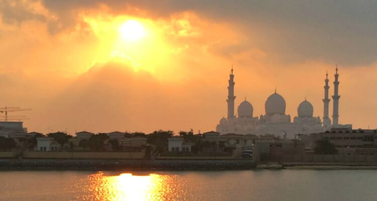 Best Hotels Where to Stay in Abu Dhabi   Khor Al Maqtaa and the Sheikh Zayed Grand Mosque
