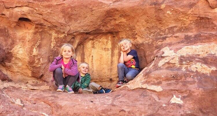 Explore Wadi Rum Jordan with Kids   Our Globetrotters