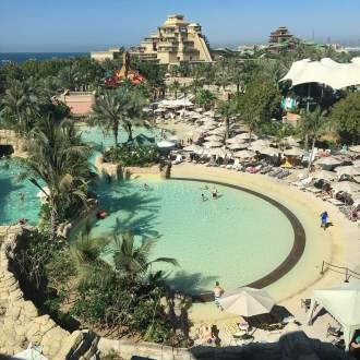 Aquaventure at Atlantis the Palm - UAE Waterparks review by Our Globetrotters