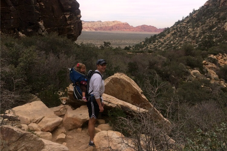 Hiking Red Rock Canyon | Day trips from Las Vegas