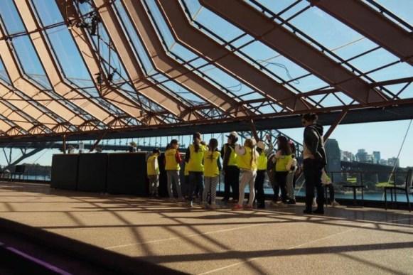 Sydney Opera House tour for kids